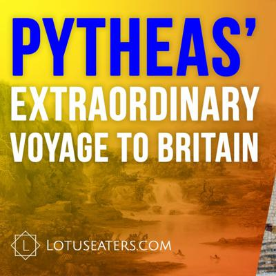 Cover art for PREVIEW: Epochs of the Lotus Eaters #2 | Pytheas's Voyage to Britain