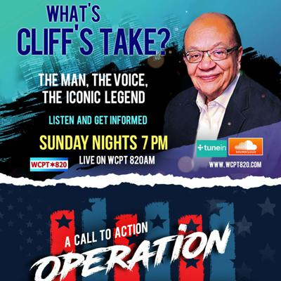 Cover art for What's Cliff's Take & A Call To Action  101721