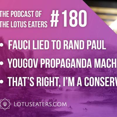 Cover art for The Podcast of the Lotus Eaters #180