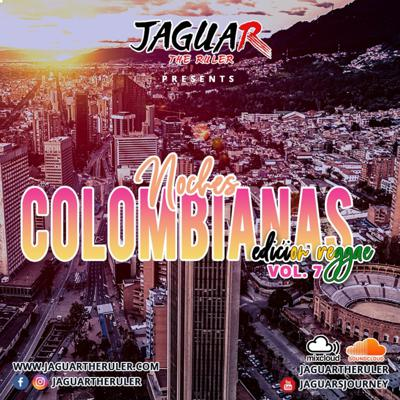 Cover art for Noches Colombianas Vol. 7 (Reggae Edition)