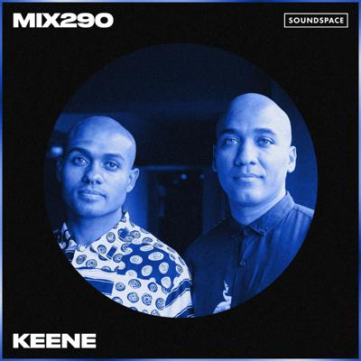 Cover art for MIX290: KEENE