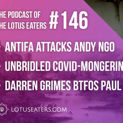Cover art for The Podcast of the Lotus Eaters #146