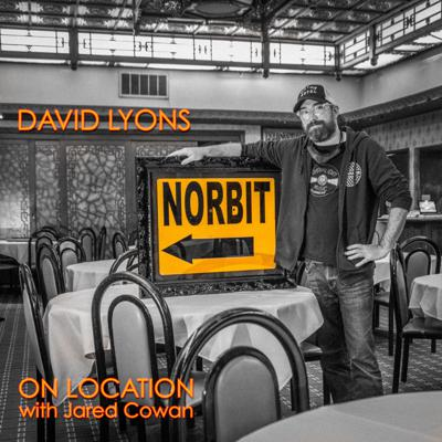 Cover art for Ep. 18: David Lyons at The Great Wall Chinese Restaurant from