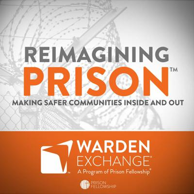 Cover art for Reimagining Prison - 78 - Will Riddle & Vanessa Franklin
