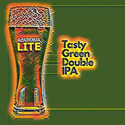 Cover art for S3 Ep7 Tasty Green Double IPA