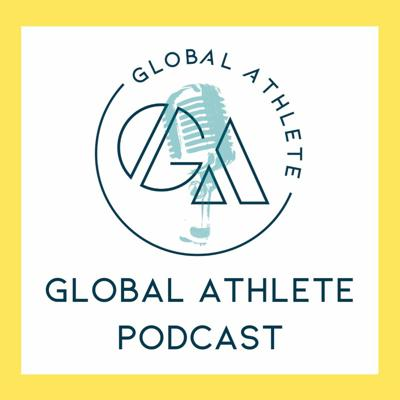 Cover art for New Podcast Called Global Athlete