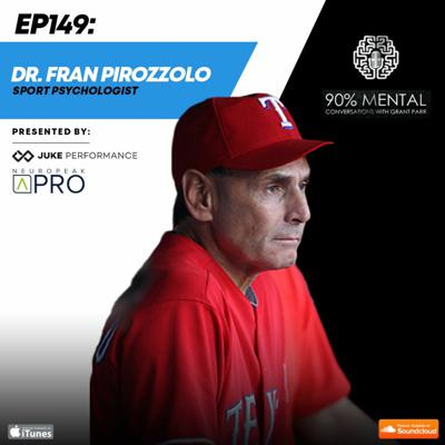 Cover art for Fran Pirozzolo, World Champion Mental Performance Coach, Episode 153
