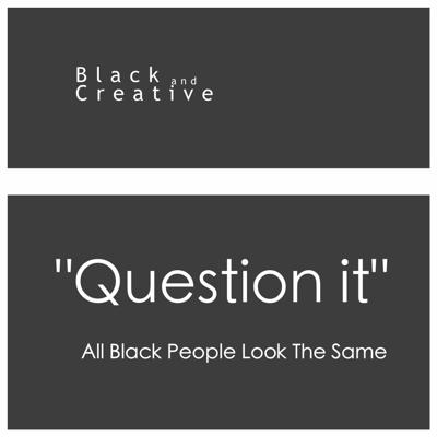 Cover art for All Black People Look The Same