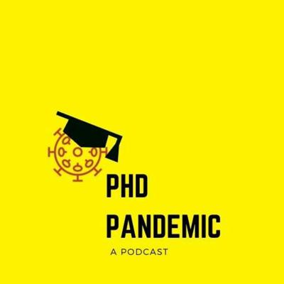 Cover art for Welcome to #PhDPandemic