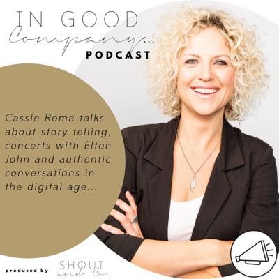 Cover art for S1 Ep18: Interview with Cassie Roma of CR&Co.