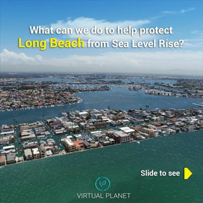 Cover art for Using sea level rise visualizations in VR to learn about the climate crisis  ft. Dr. Juliano Calil