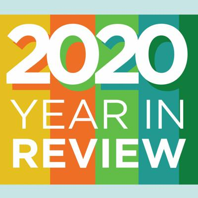 Cover art for EP 47: Staying on the Cutting Edge: 2020 in Review