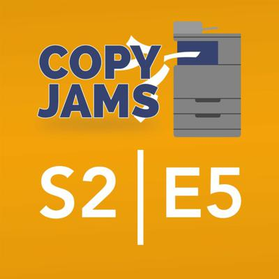 Cover art for Copy Jams S2E5 Unchartered Waters | www.open-academy.org
