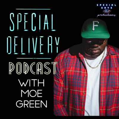 Cover art for Moe Green Rap Superstar With Moe Green   Special Delivery