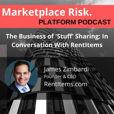 Cover art for The Business of 'Stuff' Sharing: In Conversation with James Zimbardi