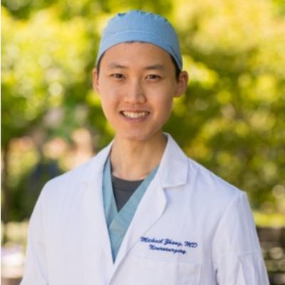 Cover art for The 2x2 to Becoming a Doctor: interview with Dr. Michael Zhang, Stanford Neurosurgery Resident