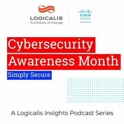 Cover art for Cybersecurity Awareness Month