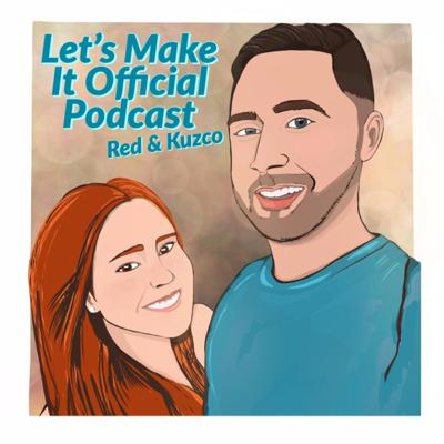Cover art for Let's Make It Official Episode 1