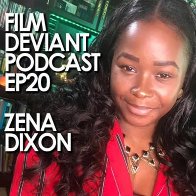 Cover art for FILM DEVIANT PODCAST - EP20   ZENA - THE REAL QUEEN OF HORROR