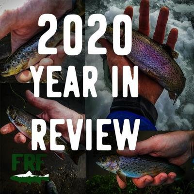 Cover art for Episode 9   2020 Year in Review