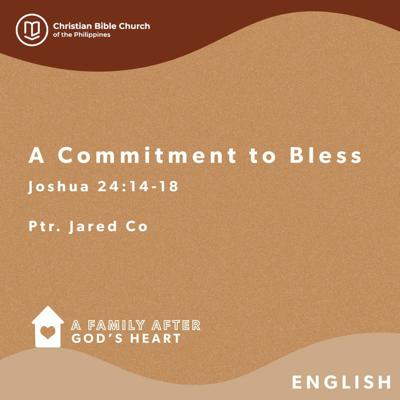 Cover art for A Commitment to Bless