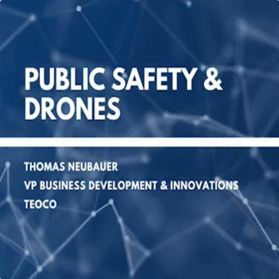 Cover art for Public Safety And Drones