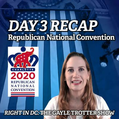 Cover art for Recap of Day 3 of the Republican National Convention