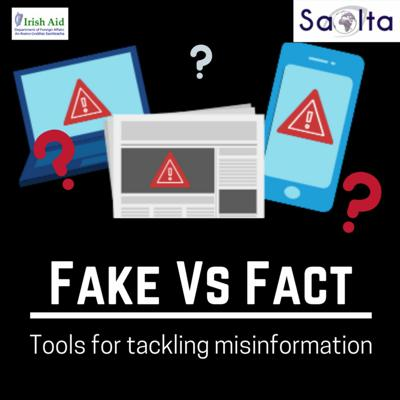 Cover art for Fake Vs Fact - Tools for Tackling Misinformation