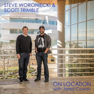Cover art for Ep. 12: Steve Woroniecki & Scott Trimble at the Getty Center from
