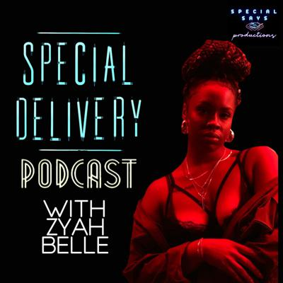 Cover art for Woodrow Ave with Zyah Belle | Special Delivery