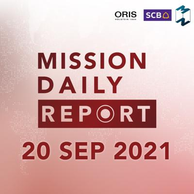 Cover art for MDR 20 SEP  2021