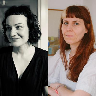 Cover art for Gail McConnell talks to Emily Berry