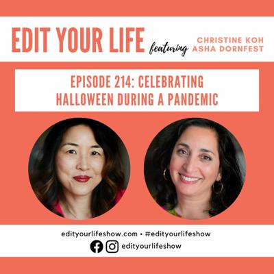 Cover art for Episode 214: Celebrating Halloween During A Pandemic