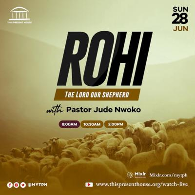 Cover art for Rohi, The Lord Our Shepherd