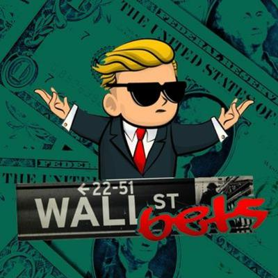 Cover art for r/WallStreetBets