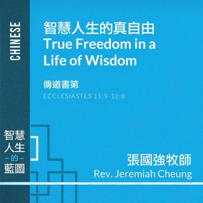 Cover art for 智慧人生的真自由 True Freedom in a Life of Wisdom