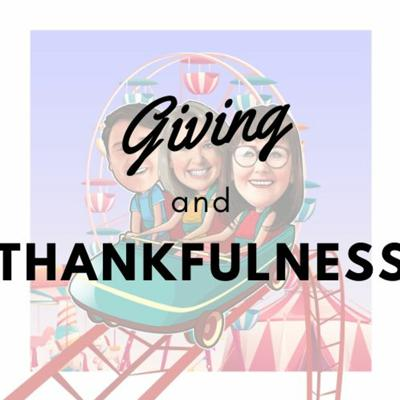 Cover art for Giving And Thankfulness