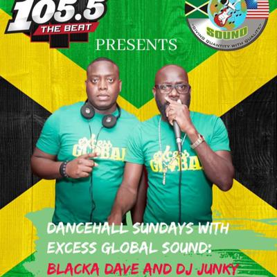 Cover art for EXCESS GLOBAL SOUND LIVE ON 105.5 THE BEAT FM LIVE AUDIO 007 @IAMDJJUNKY @thebeat1055fm