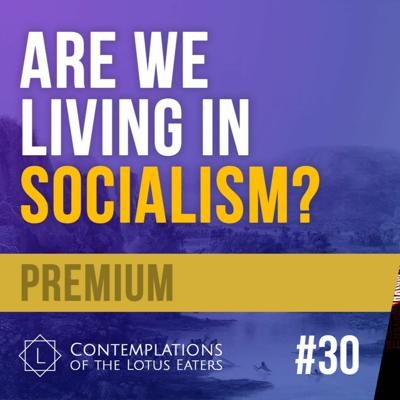 Cover art for PREVIEW: Contemplations #30 | How to Tell If We Are Living in Socialism