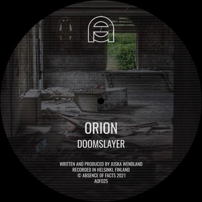 Cover art for Orion - Onibi (Original Mix) [Absence Of Facts]