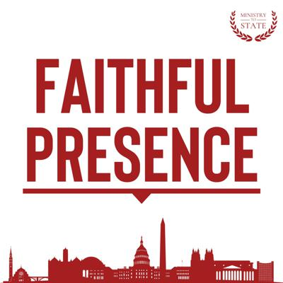 Cover art for Episode 4 - Faithful Presence After an Election