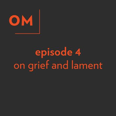 Cover art for On Grief and Lament