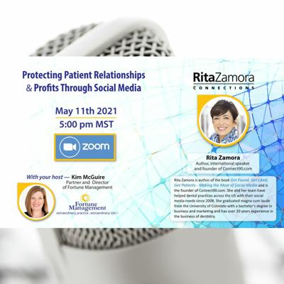 Cover art for Protecting Patient Relationships and Profits through Social Media