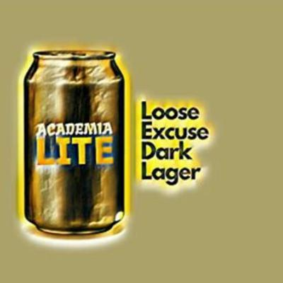 Cover art for S1 Ep8 Loose Excuse Dark Lager