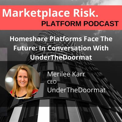 Cover art for Homeshare Platforms Face The Future: In Conversation With UnderTheDoormat