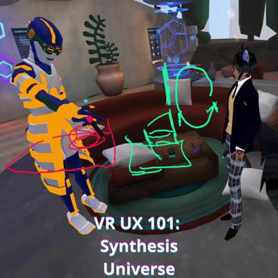 Cover art for Creating a universal language using unconventional VR design
