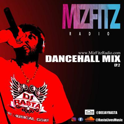 Cover art for Dancehall Mix Ep.2 (Explicit)