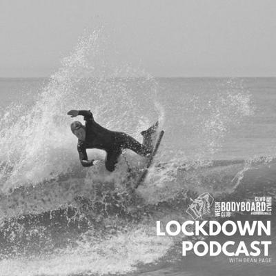 Cover art for Lockdown Podcast Episode 2 - Dean Page