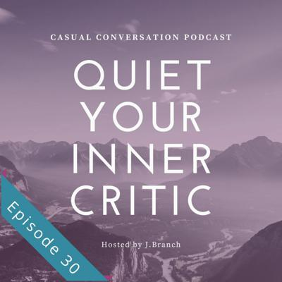 Cover art for Silence Your Inner Critic