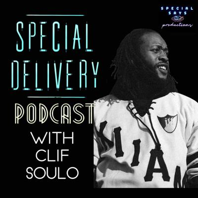 Cover art for Bunchy Carter Grooves with Clif Soulo   Special Delivery